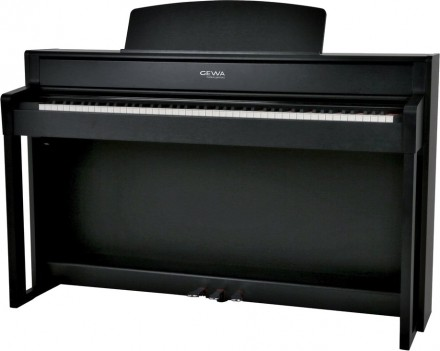 Цифровое фортепиано Gewa UP 280 G Black Matt: фото