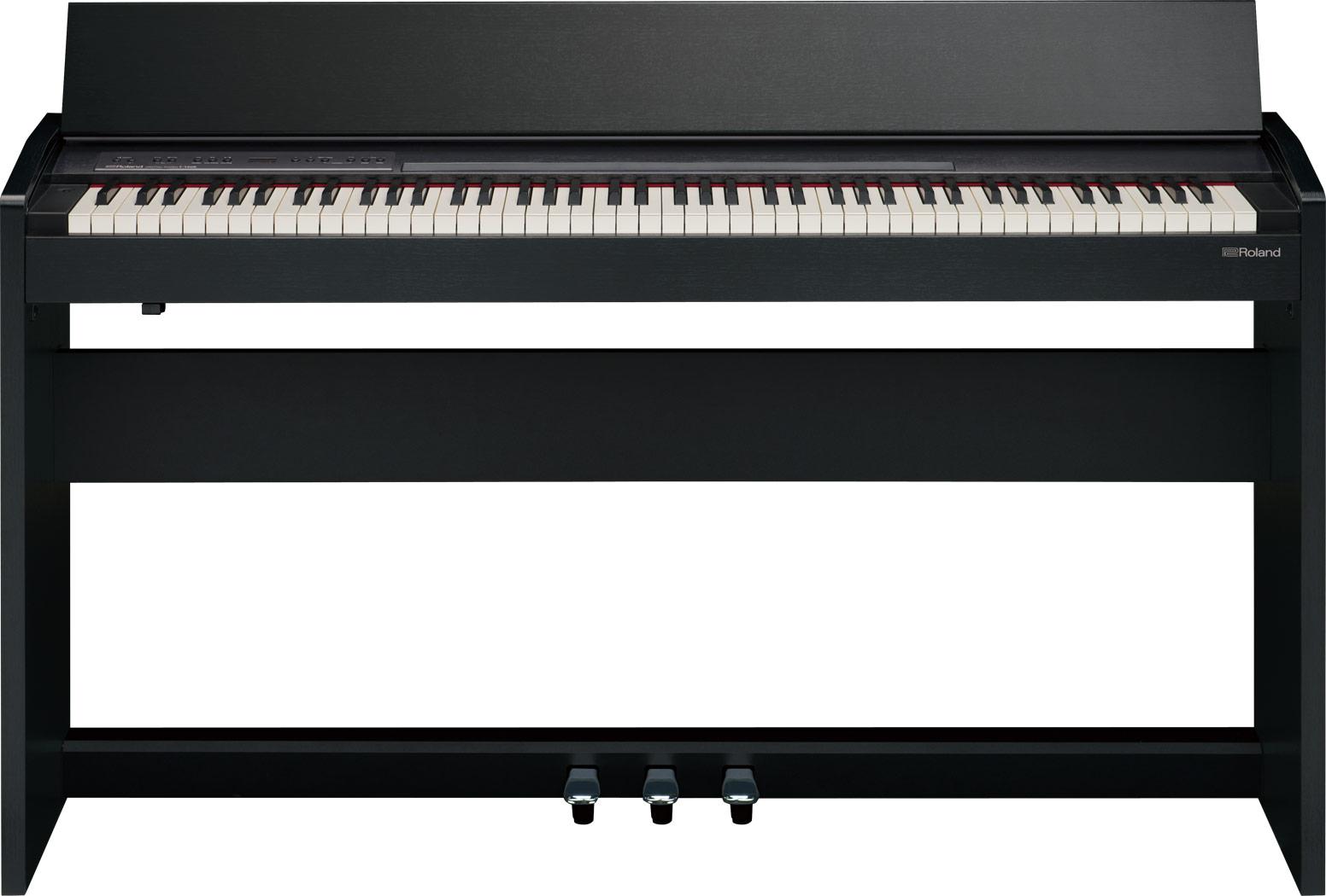 Цифровое пианино Roland F-140R-CB: фото