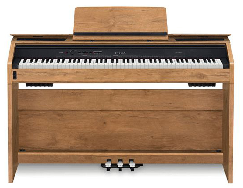 Цифровое пианино Casio Privia PX-A800BN: фото