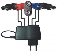 Адаптер 9-вольтный сетевой BEHRINGER PSU-HSB-ALL