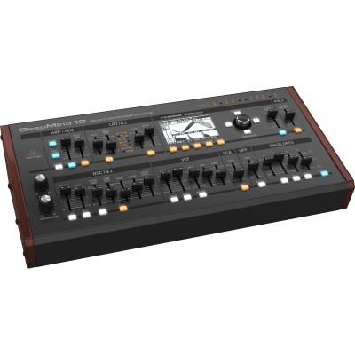 Аналоговый синтезатор Behringer DeepMind 12D: фото